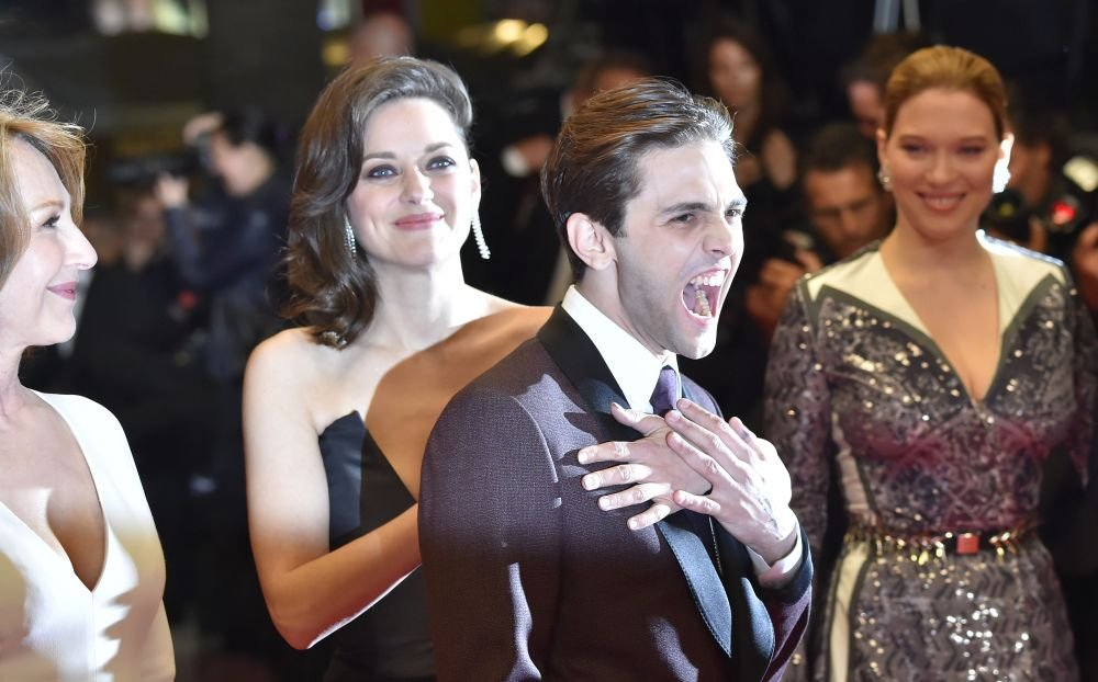 It's Only the End of the World: Xavier Dolan a Cannes circondato dal cast