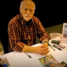 Una foto di Chris Claremont