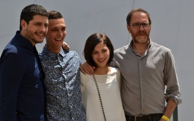 Fiore: intervista al regista Claudio Giovannesi e ai protagonisti Daphne Scoccia e Josciua Algeri