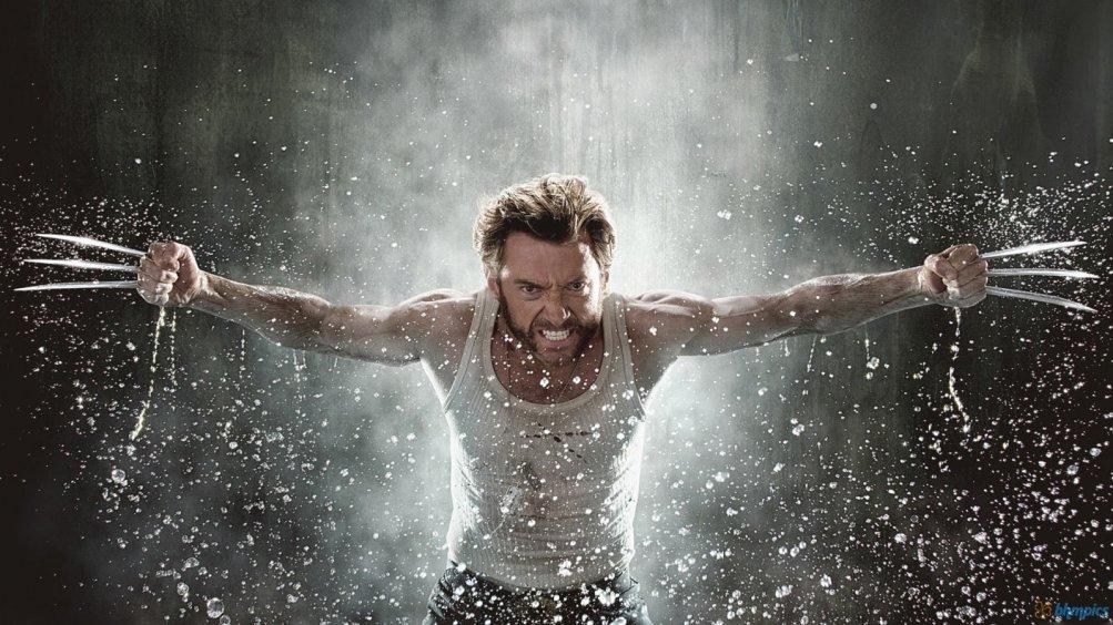 Hugh Jackman in X-Men le origini
