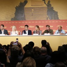 The Last Face: Sean Penn e il cast in conferenza