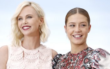 The Last Face: Charlize Theron e Adèle Exarchopoulos a Cannes
