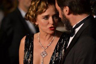Cannes 2016: Valeria Golino e Stefano Mordini sul red carpet per Pericle il nero