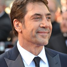 Cannes 2016: uno scatto di Javier Bardem sul red carpet di The last Face
