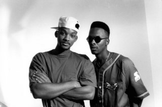 D.J. Jazzy Jeff con Will Smith in Willy il principe di Bel Air