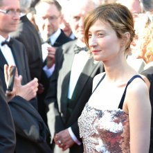 Cannes 2016: uno scatto di Alba Rohrwacher sul red carpet di The Last Face