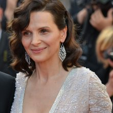 Cannes 2016: Juliette Binoche  sul red carpet di The Last Face