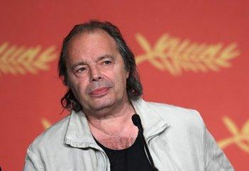 Elle: Philippe Djian durante la conferenza stampa