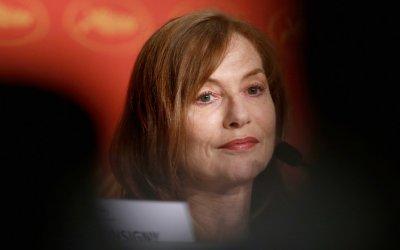"""Paul Verhoeven e Isabelle Huppert con """"Elle"""" a Cannes"""