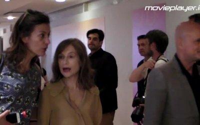 Cannes 2016: Paul Verhoeven e Isabelle Huppert per presentare Elle
