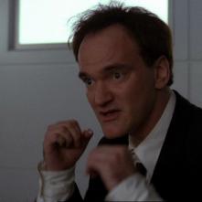 Quentin Tarantino in un episodio di Alias