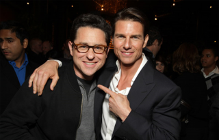 Tom Cruise e J.J. Abrams