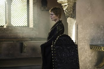 Il trono di spade: l'attrice Lena Headey nell'episodio Book of the Stranger