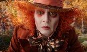 Alice attraverso lo specchio al cinema da stasera in 700 sale