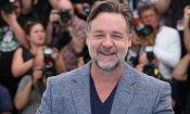 Russell Crowe fa l'elenco dei suoi infortuni sui set cinematografici