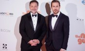The Nice Guys: Ryan Gosling e Russell Crowe sul red carpet a Roma!