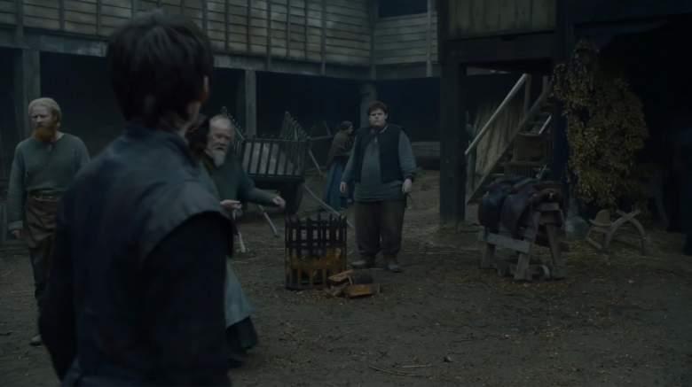 Il trono di spade: Bran osserva il passato in The Door