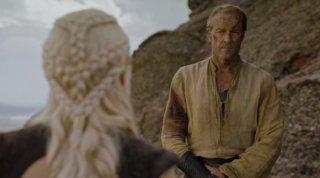 Il trono di spade: Iain Glen in The Door