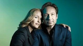 X-Files: le star in un'immagine promozionale
