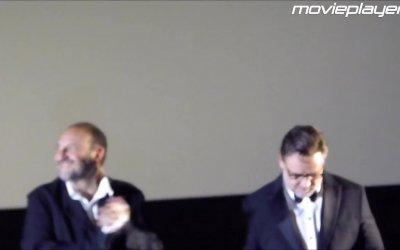 Russell Crowe presenta (in italiano!) The Nice Guys