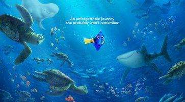 Alla ricerca di Dory: un nuovo emozionante trailer del film Pixar