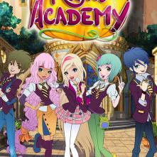 Regal Academy: il poster della serie