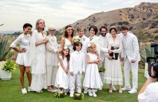 Transparent: il cast della serie di Amazon in una foto della seconda stagione