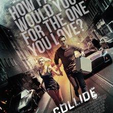 Collide: il poster internazionale