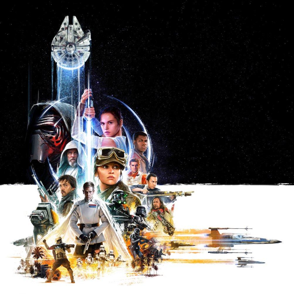 Star Wars Celebration: il poster dell'evento