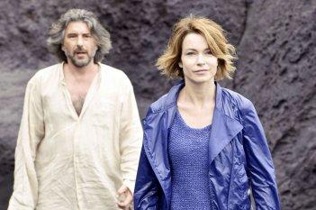 Calcolo infinitesimale: Stefania Rocca e Luca Lionello in una scena del film