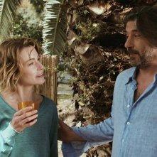 Calcolo infinitesimale: Stefania Rocca e Luca Lionello in un momento del film