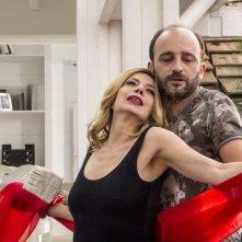 Ciao Brother: Nico Di Renzo e Benedicta Boccoli in una scena del film