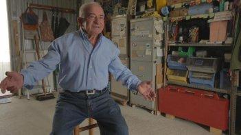 S Is for Stanley: Emilio D'Alessandro in un'immagine del documentario