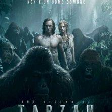 Locandina di The Legend of Tarzan