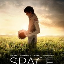 Locandina di The Space Between Us