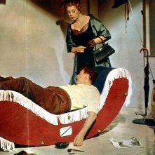 Mio zio: una scena del film di Jacques Tati