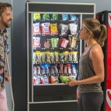 Mother's Day: Jennifer Aniston e Jason Sudeikis in una scena del film