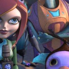 Ratchet & Clank - Il film: un'immagine del film d'animazione