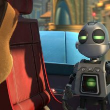 Ratchet & Clank - Il film: un momento del film animato