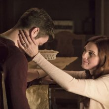 The Flash: Grant Gustin e Michelle Harrison in The Runaway Dinosaur