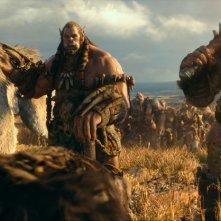 Warcraft - L'inizio: un'immagine tratta dal film di Duncan Jones