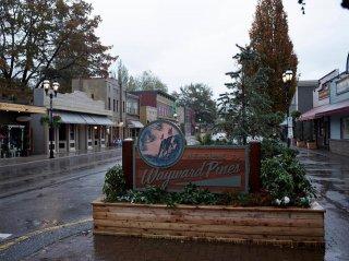 Wayward Pines 2: una foto di scena della seconda stagione