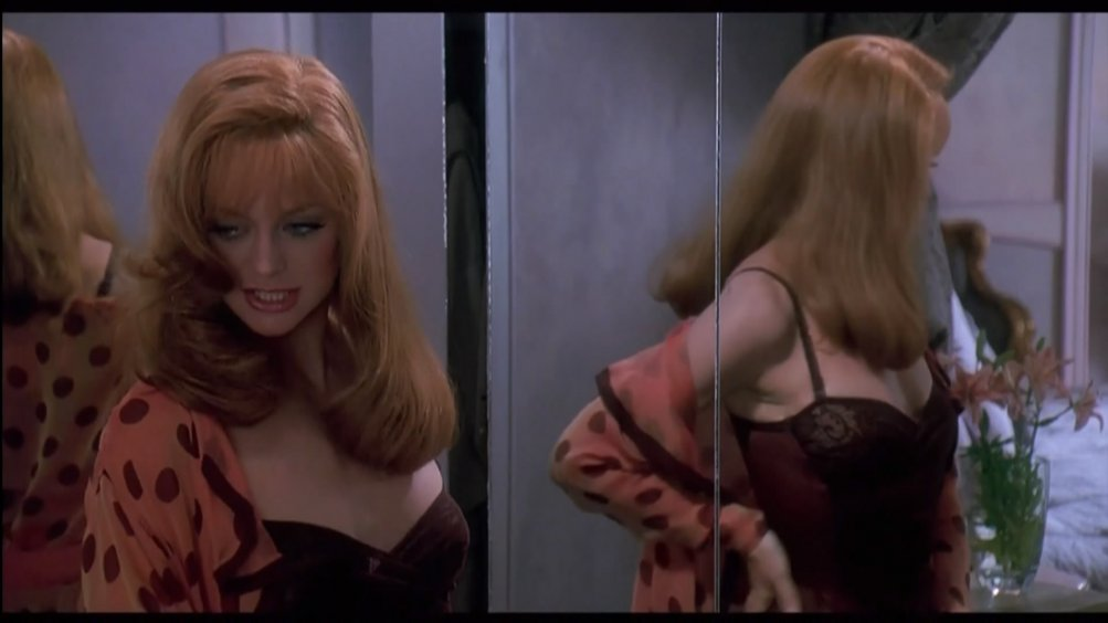 Goldie Hawn in La morte ti fa bella