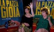 """Bruni Tedeschi e Ramazzotti, protagoniste di La Pazza Gioia: """"La felicità è nelle piccole cose del momento"""""""