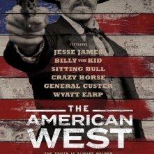 The American West: la locandina della serie