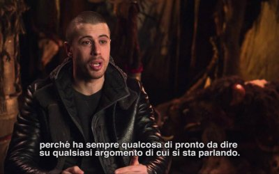 Warcraft - L'inizio - Intervista a Toby Kebbell