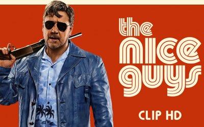 The Nice Guys - Clip 'Pesti le persone e ti fai pagare?'