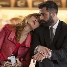 Matrimoni e altre follie: un tenero momento tra Chiara Francini e Simone Montedoro