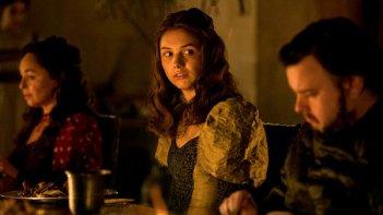 Il Trono di Spade: Hannah Murray e John Bradley nell'episodio Blood of My Blood