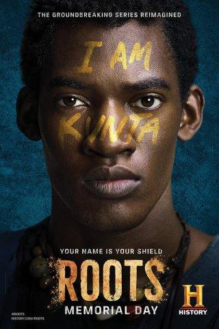 Roots: la locandina della serie